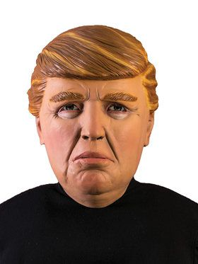 Mask Politician Male Latex Accessory