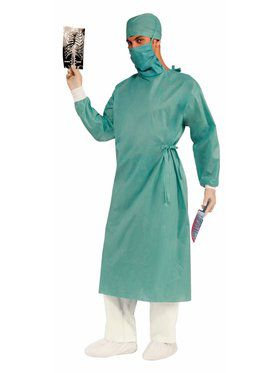 Master Surgeon Adult Costume