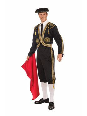 Matador (Male) Adult Costume