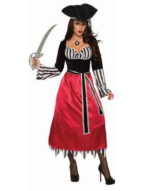 Matey Merlot - Long Adult Costume