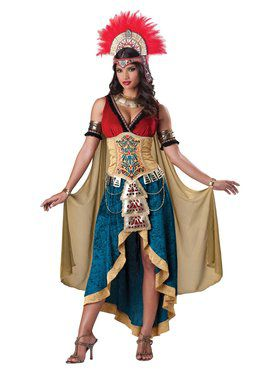 Maya Queen Women's Costume