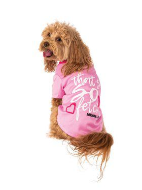 So Fetch Mean Girls Pet Tee Costume
