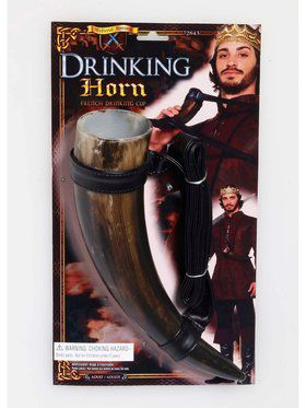 Medieval Fantasy Drinking Horn Accessory