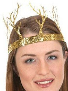 Medieval Gold Crown