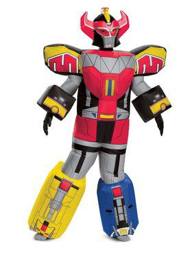 Megazord Inflatable child