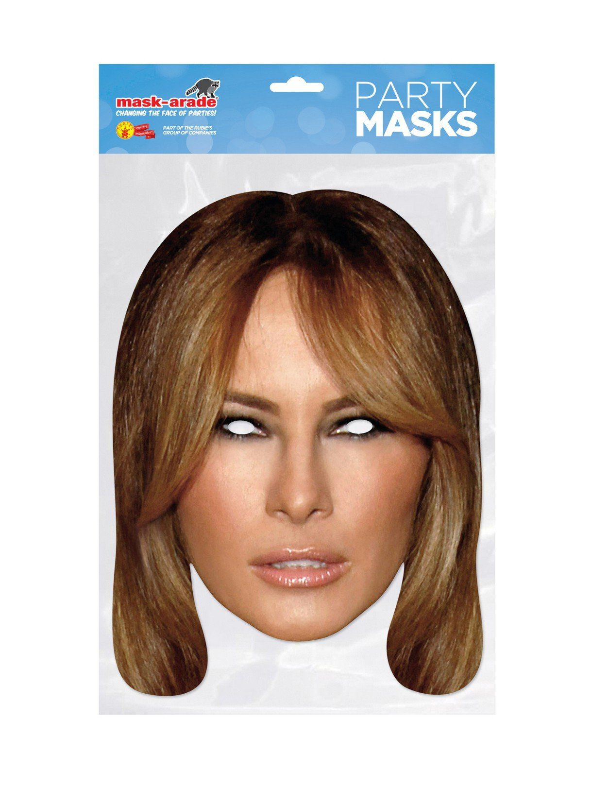 Melania Halloween Outfit 2020 Face Mask   Melania Trump   Costume Accessories for 2019