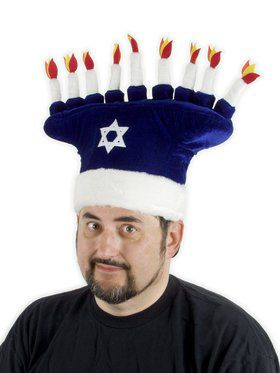 Menorah Hat