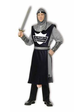 Mens A Knight To Remember Costume