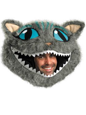 Men's Alice Through The Looking Glass Cheshire Cat Headpiece