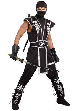 Blade Of Death Costume For Men