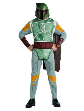 Boba Fett Costume for Adults