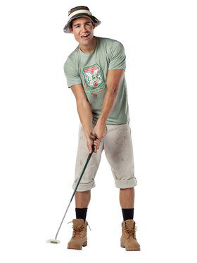 Men's Caddyshack Carl Spackler Costume
