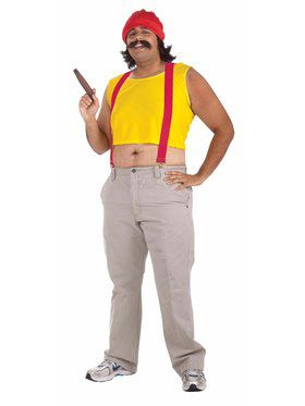 Mens Cheech Costume