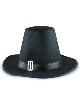 Mens Colonial / Pilgrim Hat