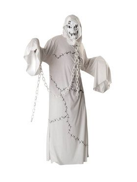 Cool Ghoul Costume for Adults