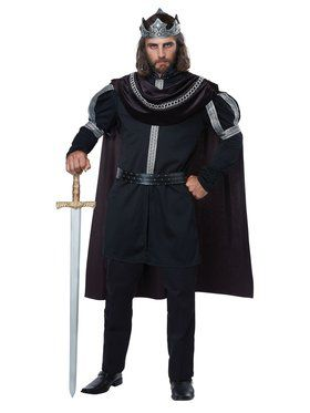 Mens Dark Monarch Costume