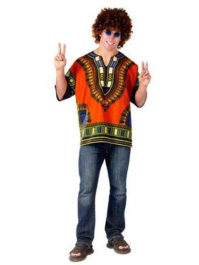 Mens Dashiki Costume