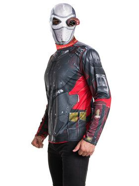Deadshot Costume Kit For Men