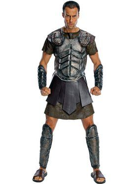 Mens Deluxe Clash of the Titans Perseus Costume