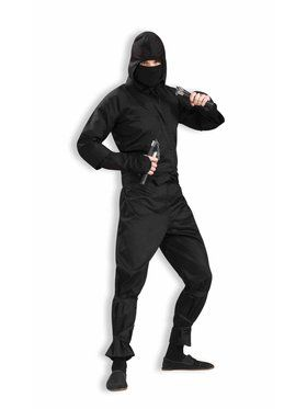 Deluxe Ninja XL Costume for Men