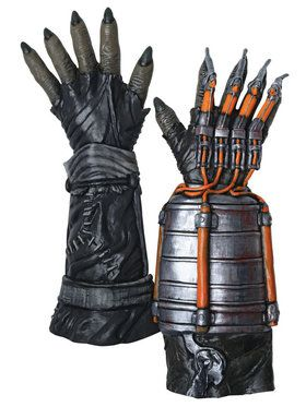 Men's Deluxe Scarecrow Gloves