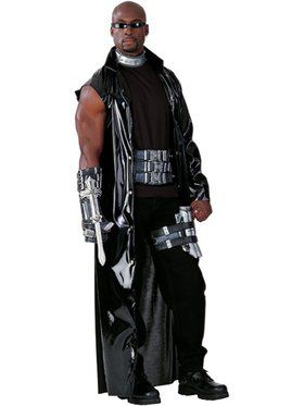 Mens Deluxe Slayer Commander Cross Costume