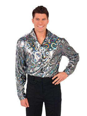 Dico Shirt Costume for Men