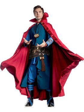 Doctor Strange Men's Costume