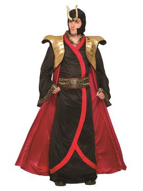 Men's Dragon Emperor Costume