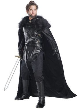 Mens Knight Costume