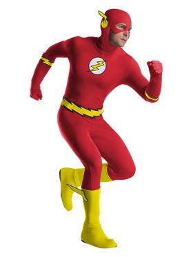 DC Collection The Flash Costume for Men