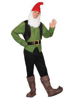 Forest The Gnome Costume for Men