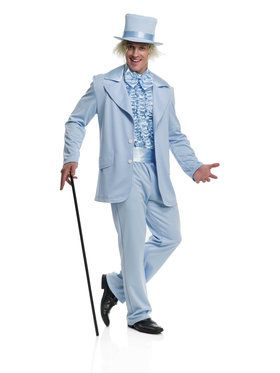 Funny Tuxedo Costume for Adults