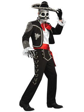 Mens Grand Heritage El Senor Costume