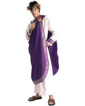 Mens Grand Heritage Julius Caesar Costume
