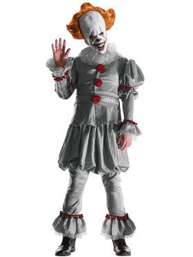 Mens Grand Heritage Pennywise Costume