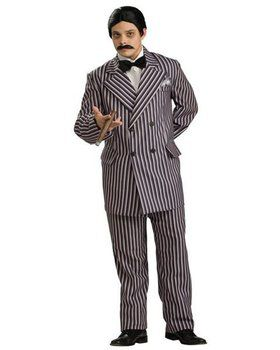 Mens Grand Heritage the Addams Family Gomez Costume