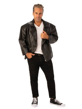 Mens Grease Plus Size T-Bird Jacket