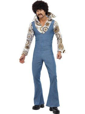 Mens Groovy Dancer Costume