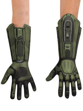 Men's Halo Master Chief Deluxe Halo Gloves