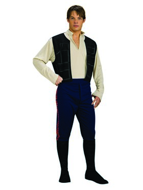 Han Solo Costume for Adults