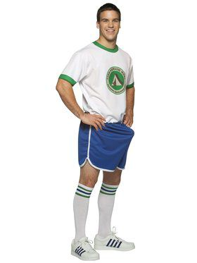 Mens Happy Camper Costume