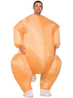 Inflatable Turkey Costume Mens