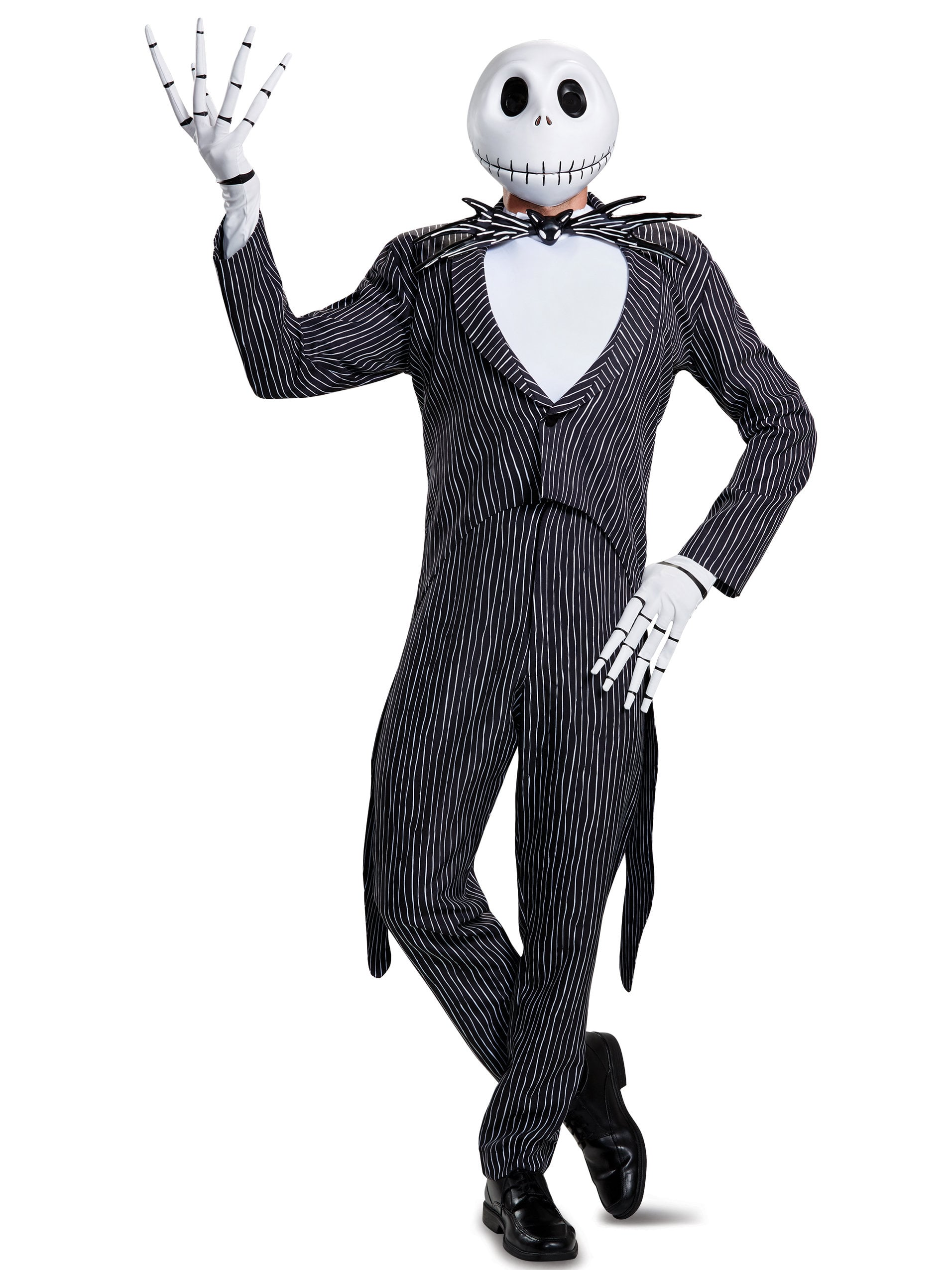 Jack Skellington Prestige Costume For Men  sc 1 st  Wholesale Halloween Costumes & Jack Skellington Costume | Buy Jack Skellington Costumes at ...