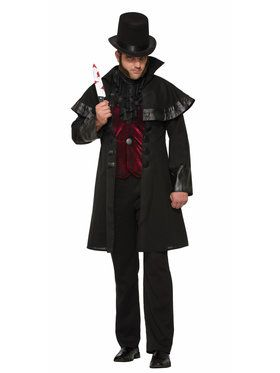 Jack the Ripper Costume For Men