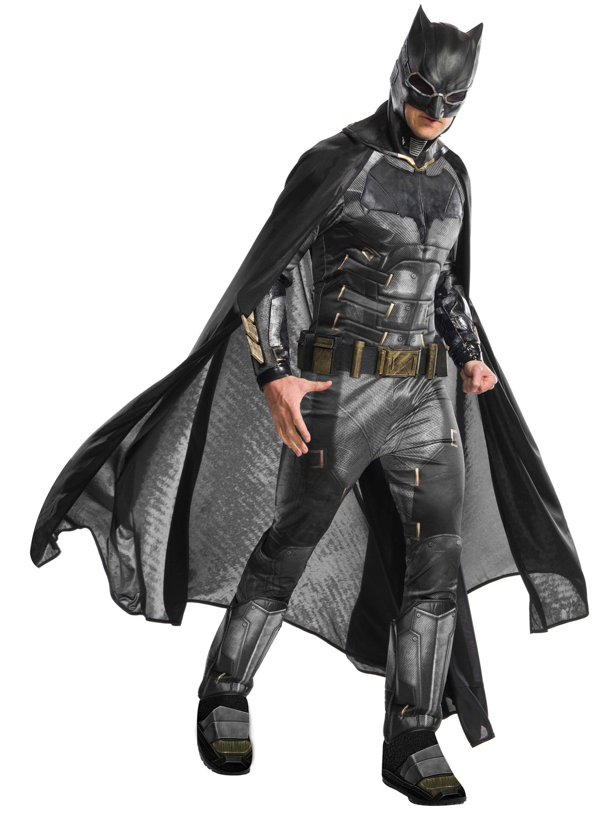 Rubie's Justice League Mens Grand Heritage Tactical Batma...