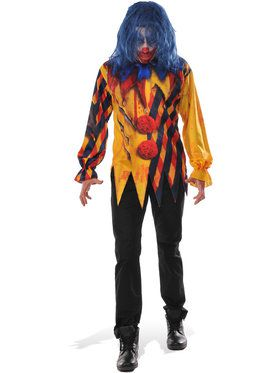 Killer Clown Shirt For Men