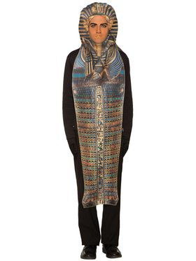 King Tut Sublimation Mens Costume