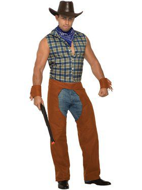 Mens Lone Star Stud Costume