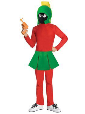 Mens Marvin the Martian Costume